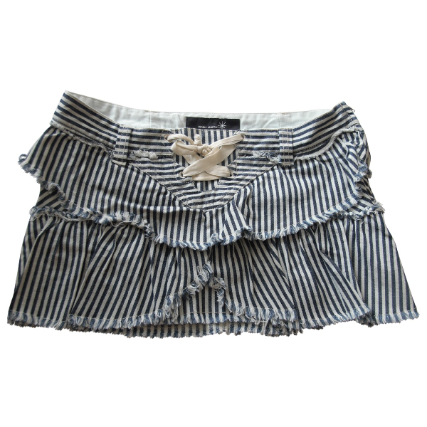Isabel Marant Multicolour Cotton - Elasthane Skirt