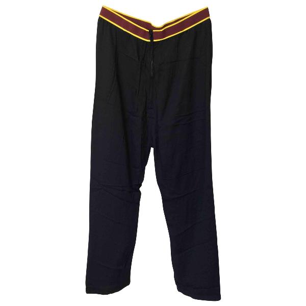 Marni Black Trousers