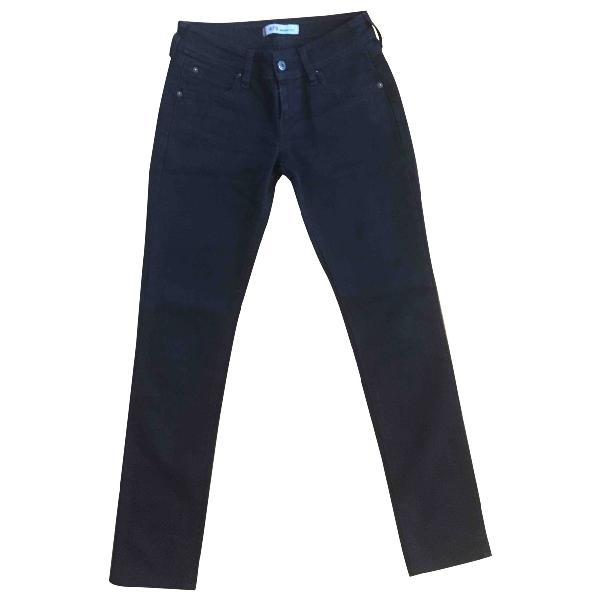 Levi's Black Cotton Jeans