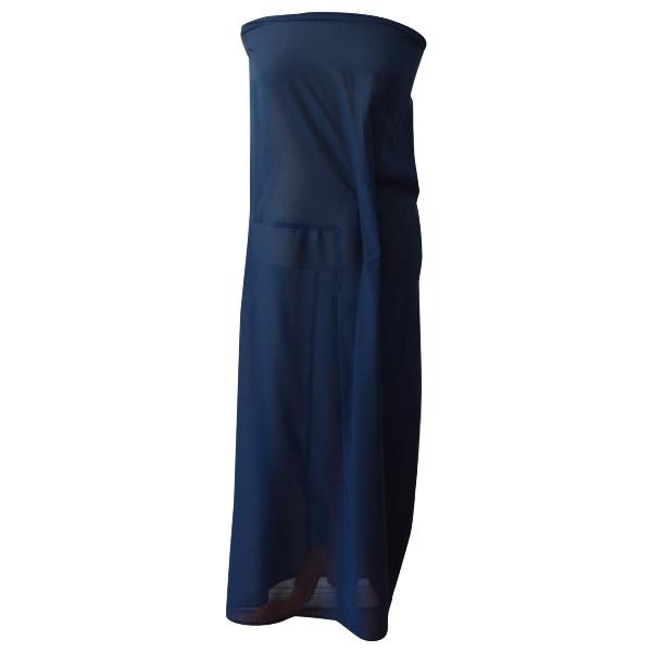 Jil Sander Blue Dress