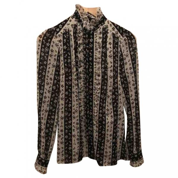 Dolce & Gabbana Silk  Top