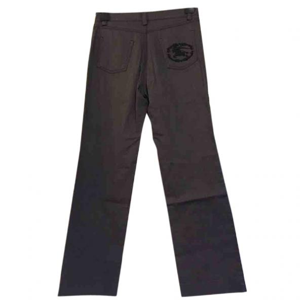 Burberry Grey Denim - Jeans Trousers