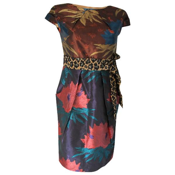 Les Éclaires Multicolour Dress