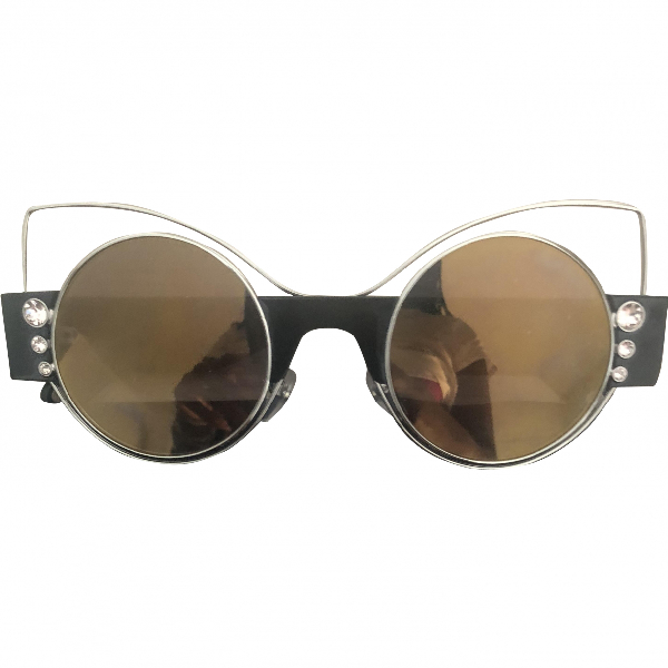 Marc Jacobs Black Sunglasses