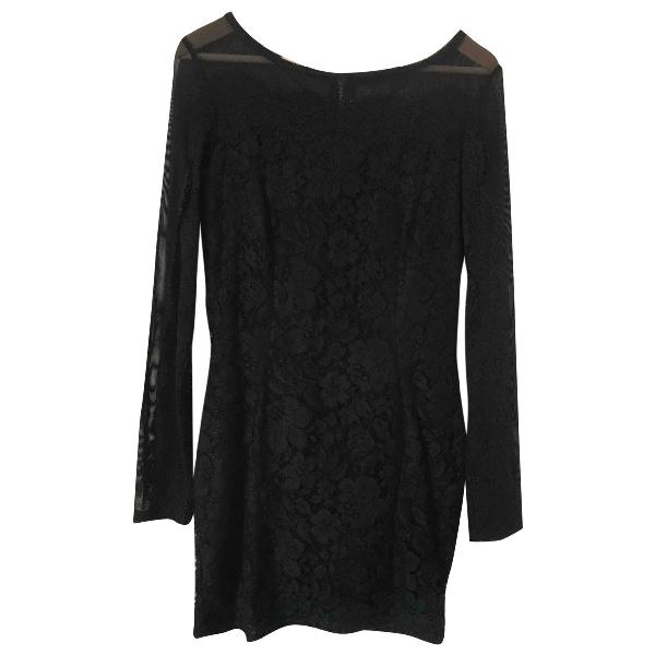 Markus Lupfer Black Dress