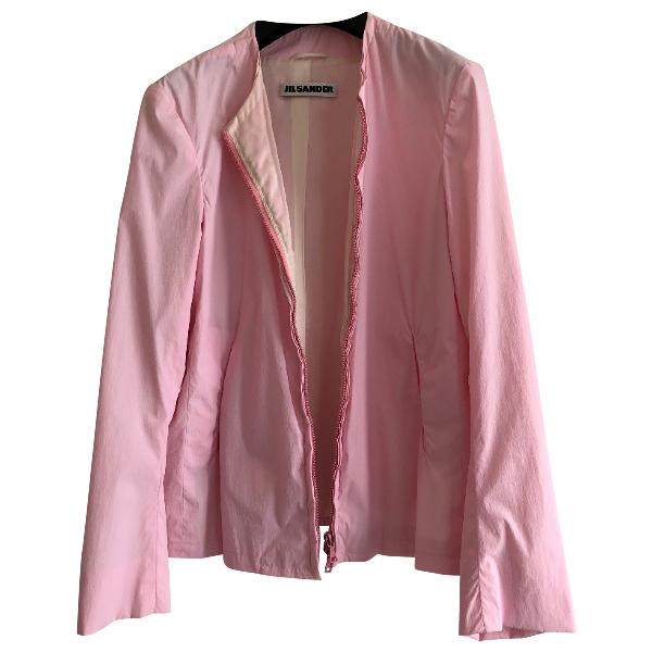 Jil Sander Pink Jacket