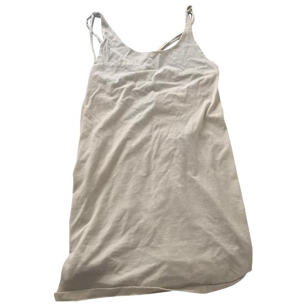 Isabel Marant Beige Cotton  Top