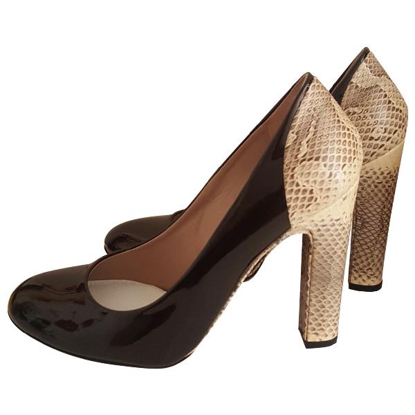 ChloÉ Patent Leather Heels