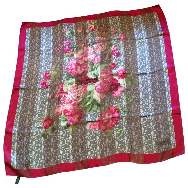 Balenciaga Multicolour Silk Silk Handkerchief