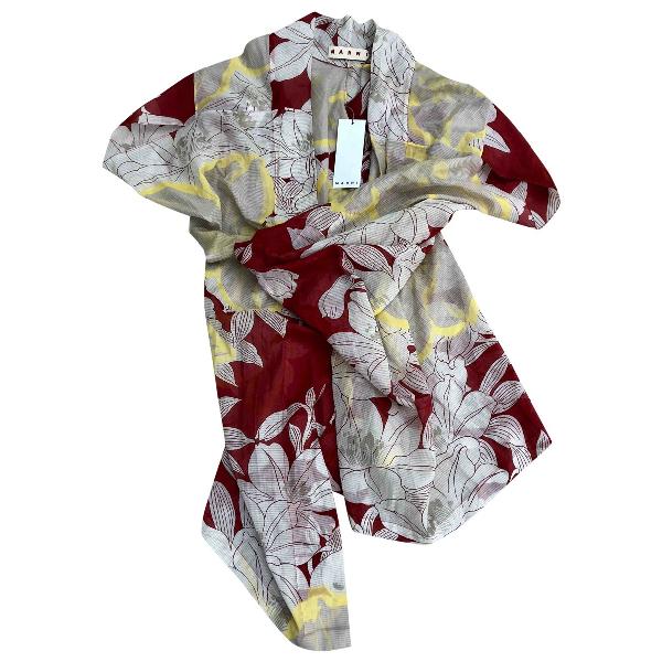 Marni Multicolour Cotton  Top