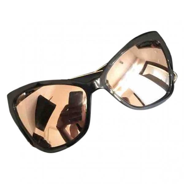 Chanel Gold Sunglasses