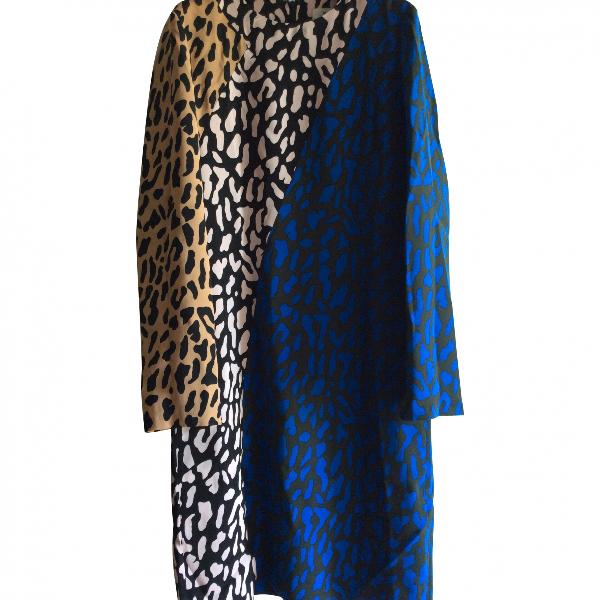 Diane Von Furstenberg Multicolour Silk Dress