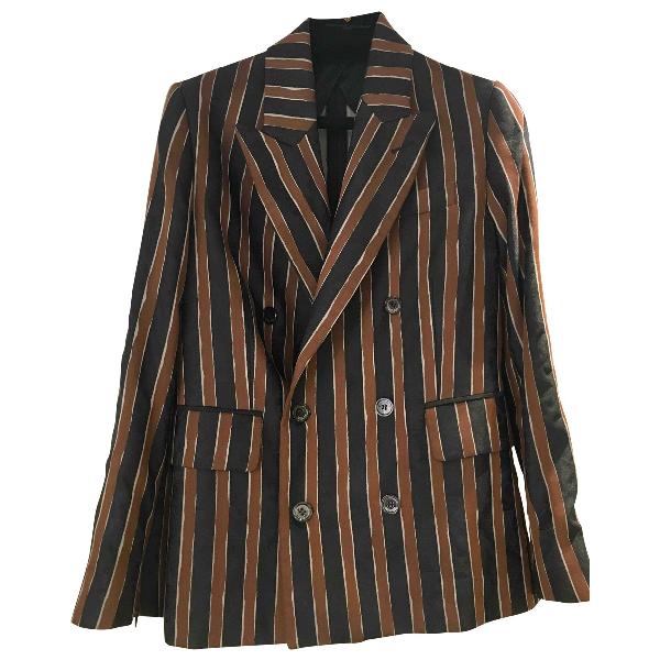 Golden Goose Brown Jacket