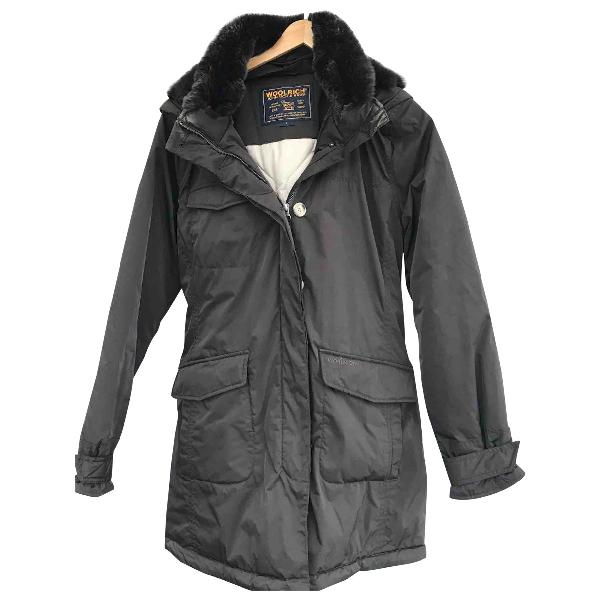Woolrich Brown Coat