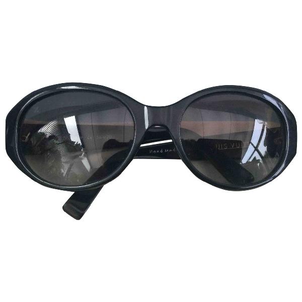 Louis Vuitton Black Sunglasses