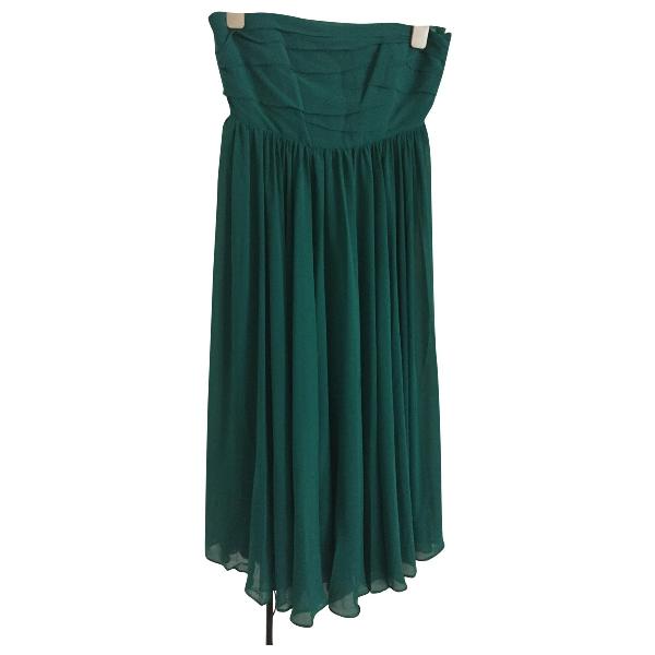 Reiss Green Dress