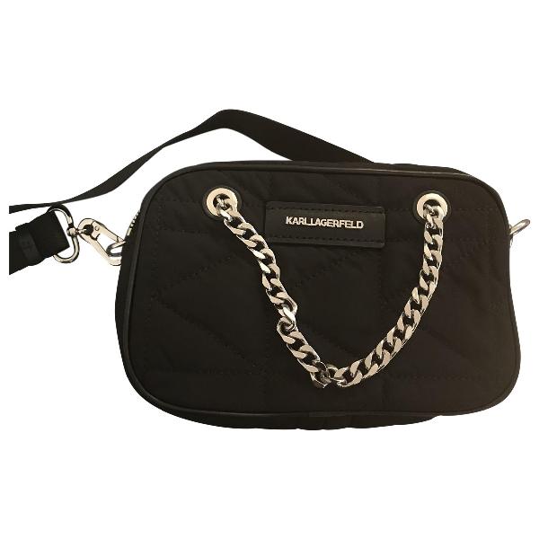Karl Black Handbag