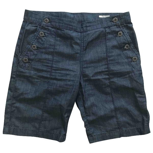 Miu Miu Blue Denim - Jeans Shorts
