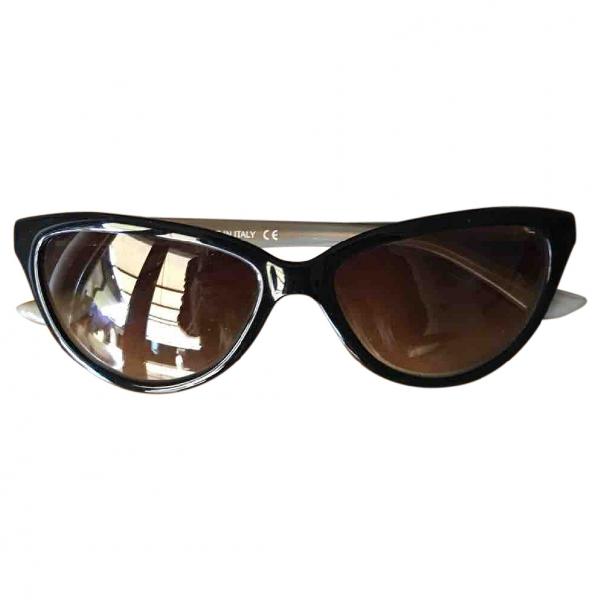Moschino Brown Sunglasses