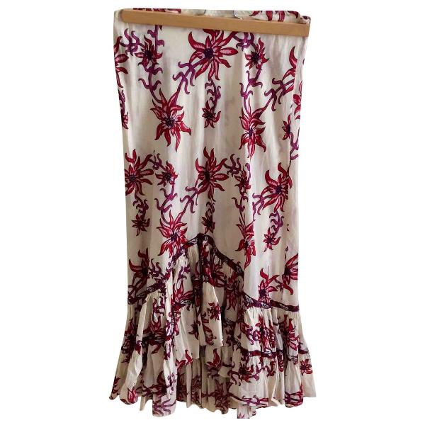 Stella Forest Multicolour Cotton Skirt