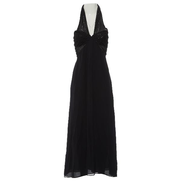 La Perla Black Silk Dress