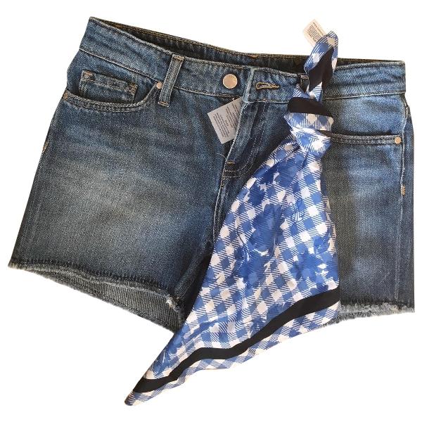 Tommy Hilfiger Blue Denim - Jeans Shorts