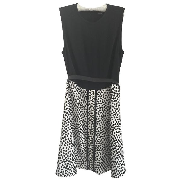 Proenza Schouler Black Dress