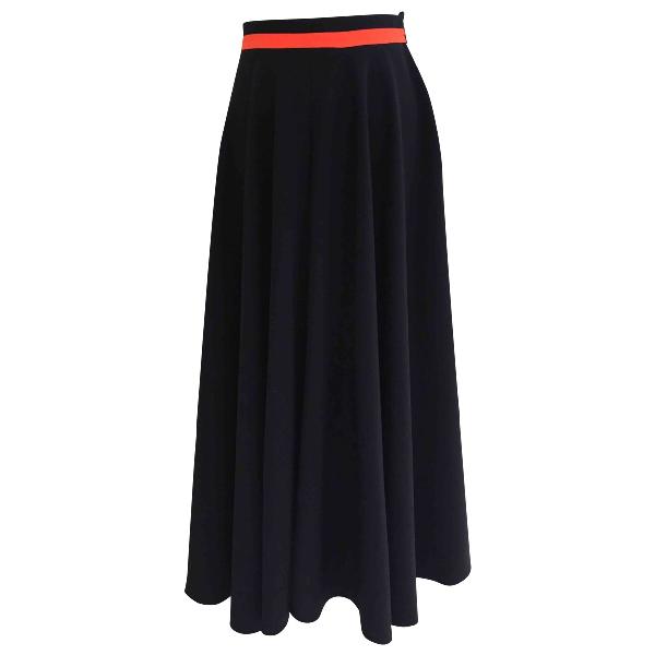 Roksanda Blue Skirt