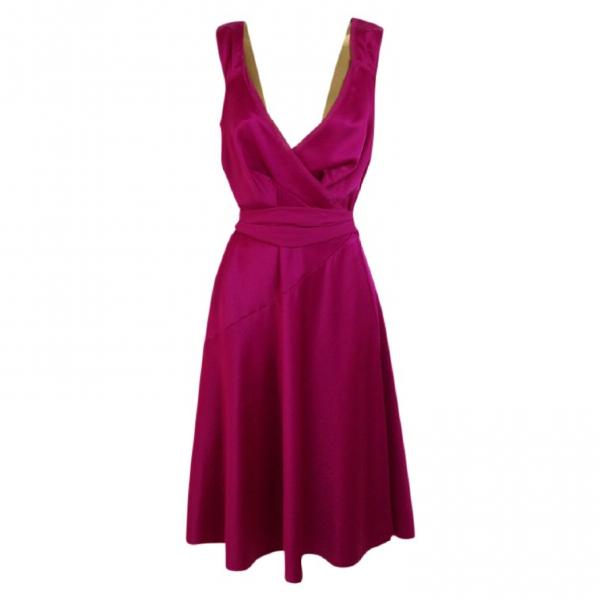 Amanda Wakeley Pink Dress