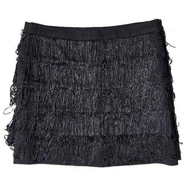 Moschino Cheap And Chic Black Skirt