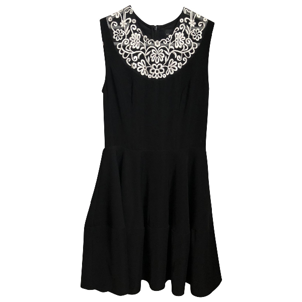 Needle & Thread Black Dress