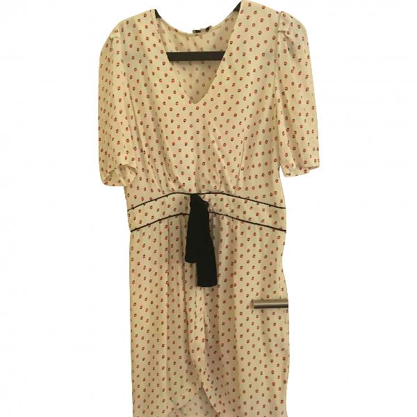 Claudie Pierlot White Dress