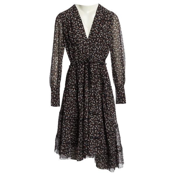 Altuzarra Black Silk Dress