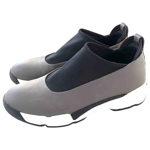 Pinko Grey Trainers