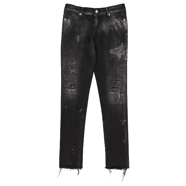 Alyx Grey Cotton Jeans