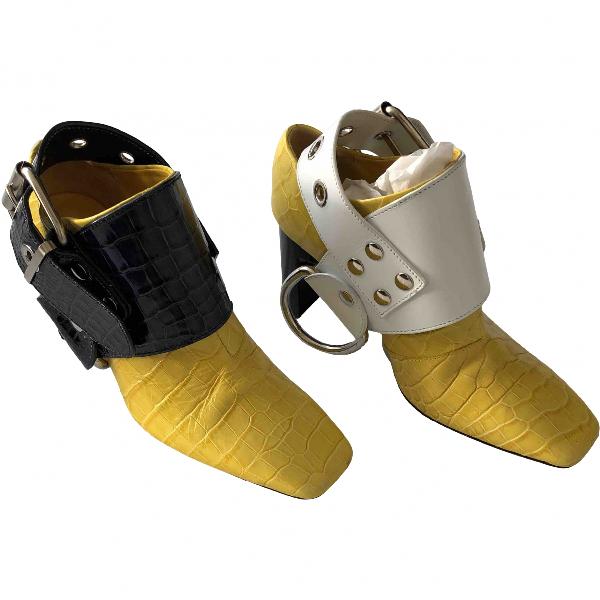 Alyx Leather Heels