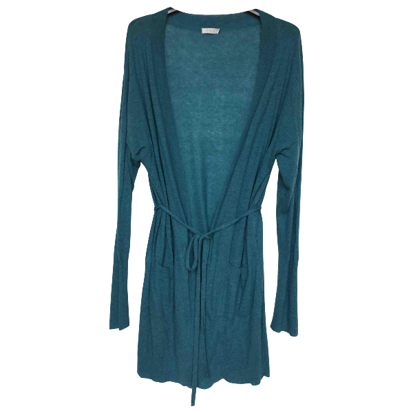Eres Turquoise Cashmere Knitwear