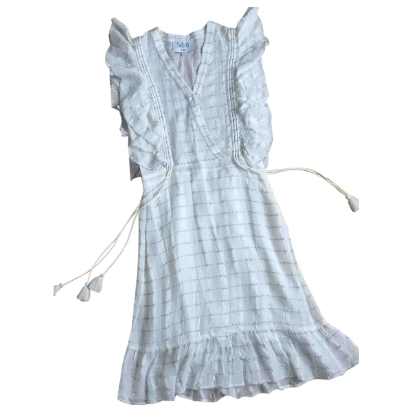 Swildens White Dress