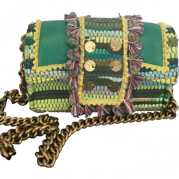 Kooreloo Green Leather Handbag