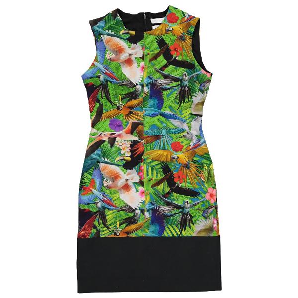 Altuzarra Multicolour Silk Dress
