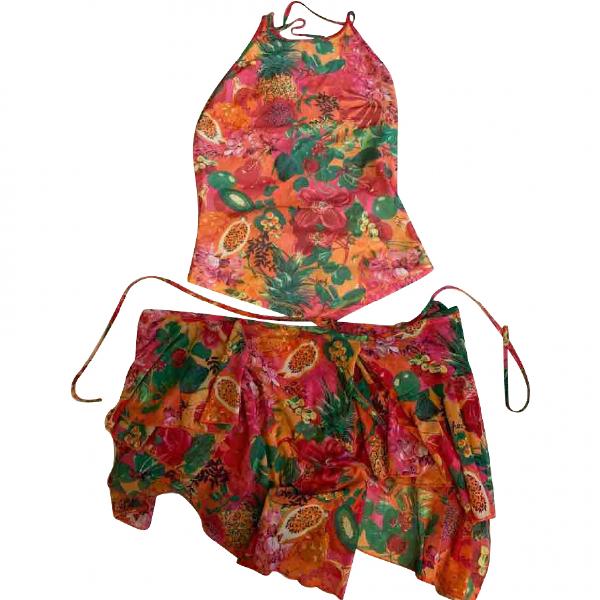 Roberto Cavalli Beachwear Multicolour Swimwear