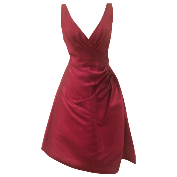Luisa Beccaria Silk Dress
