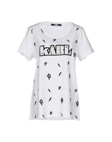 Karl Lagerfeld In White