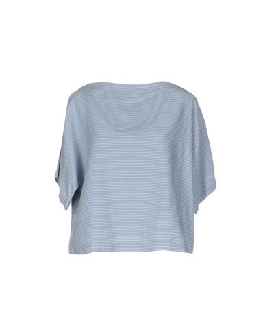 Marc By Marc Jacobs Denim Shirts In Sky Blue