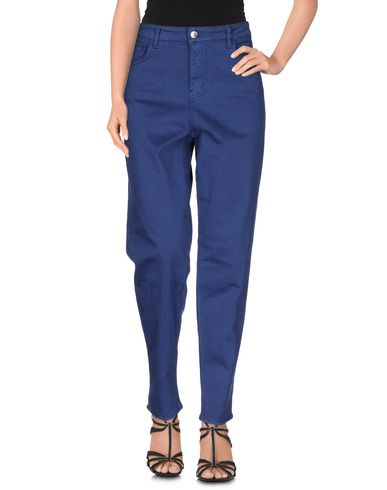 Love Moschino Jeans In Dark Blue