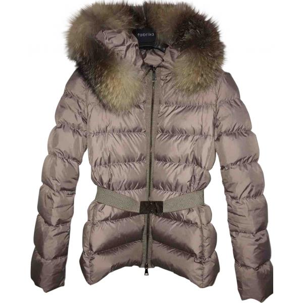 Moncler Raccoon Jacket