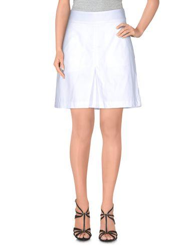 Peak Performance Mini Skirt In White