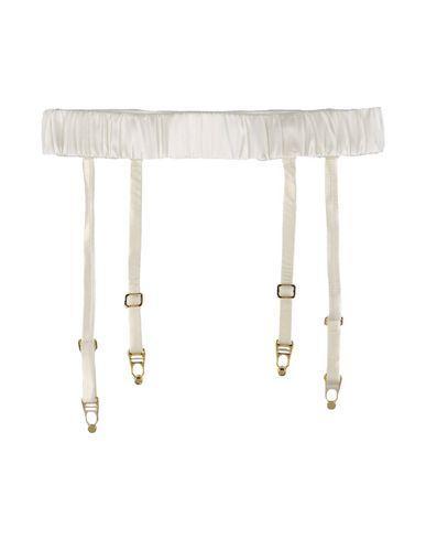 La Perla Garter Belts In Ivory