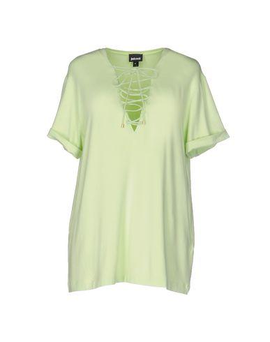Just Cavalli T-shirt In Light Green