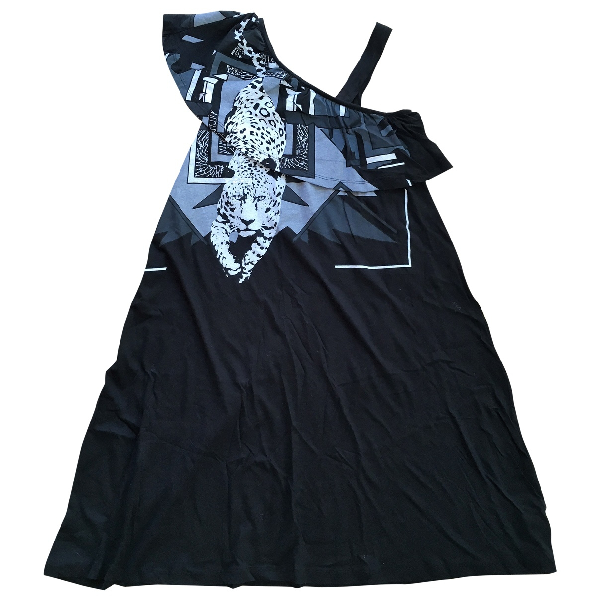 Lala Berlin Black Cotton Dress